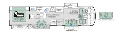 floor plans challenger 37kt