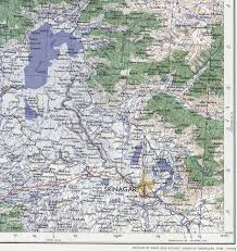 Map Service Center Kashmir Maps Perry Castañeda Map Collection Ut Library Online