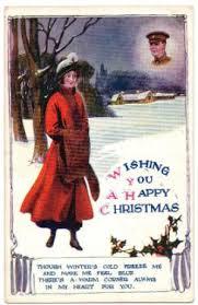 ww1 christmas postcards tony allen