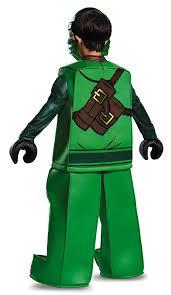 Kids Lego Halloween Costume Amazon Lloyd Prestige Ninjago Lego Costume Medium 7 8 Toys