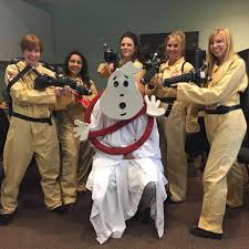Ghostbusters Halloween Costume Ms Congeniality October 2015