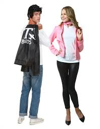 Dead Biker Halloween Costume Grease Costumes Kids Grease Movie Costumes
