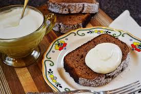 ricotta u0026 milk chocolate pound cake rustic plate