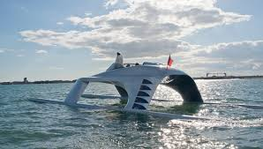lexus sport yacht this yacht looks sci fi but its soft ride is based on years of