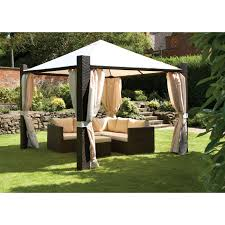 Home Decorators Uk Hampton 3m X Deluxe Gazebo Party Tent With Curtains Internet