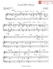 He Ll Carry You Luther Barnes He U0027ll Carry You Sheet Music Download Deseret Book