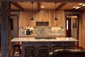 Amish Furniture Kitchen Island Custom Cabinetry Mount Vernon Barn Company