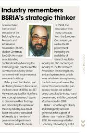 cibse news cibse journal february 2015