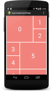 gridview android the android arsenal grid views a categorized directory of