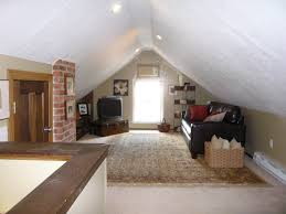bedroom contemporary cost to finish an attic slanted closet