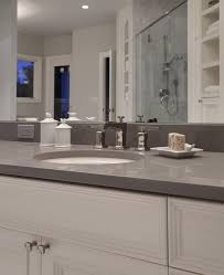 bathroom countertop ideas contemporary with oval tub new york