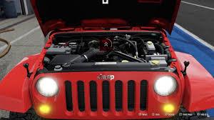crashed jeep liberty forza motorsport 7 2012 jeep wrangler rubicon car show speed