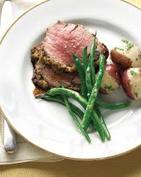 thanksgiving roast beef recipe beef tenderloin with fresh herbs and horseradish
