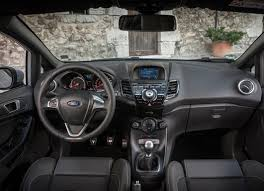 ford bronco 2018 interior 2018 ford fiesta st200 redesign changes interior prices