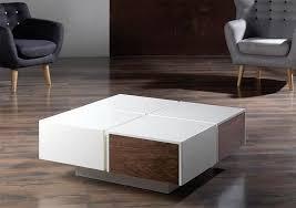 tufted ottoman coffee table nice
