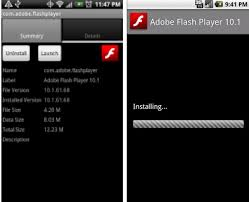 android adobe flash player and install adobe flash player apk android free