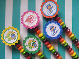 team umizoomi party supplies 8 team umizoomi boxes birthday party favors personalized goody