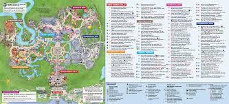 Disney Magic Floor Plan by Disney Magic Kingdom Tickets Discount Disney Multi Park Tickets