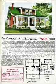 Craftsman Style Homes Floor Plans 103 Best Vintage Aladdin Homes Company Floor Plans Mail Order