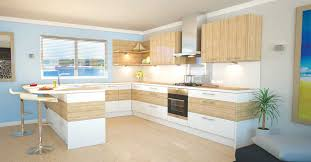 Beech Wood Kitchen Cabinets by White And Wood Kitchen Google Search Kitchen Pinterest