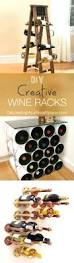 A Frame Bookshelf Plans Wine Rack Leaning Bookshelf With Wine Rack Wine Riddling Rack