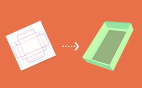Origami Illustrator - origami 3d dieline folding plugin for adobe illustrator