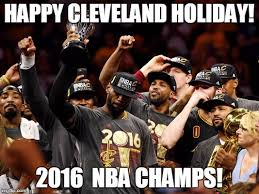 Nba Finals Meme - cleveland cavs holiday imgflip