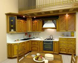 of late kerala model wooden kitchen cabinet designs wood