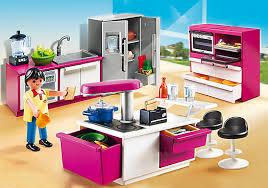 playmobile cuisine modern designer kitchen 27 playmobil com playmobil