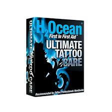 tattoo healing h2ocean