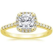 yellow gold engagement ring yellow gold engagement rings brilliant earth