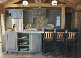 Kitchens Northern Living Kitchen And Bath Ltd - Rustic kitchen cabinet