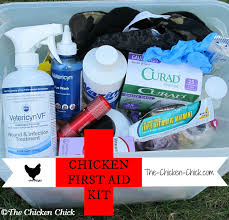 chicken first aid kit u0026 sick bay be prepared medical coops