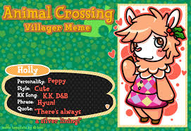 acnl villager meme by holly jolly on deviantart