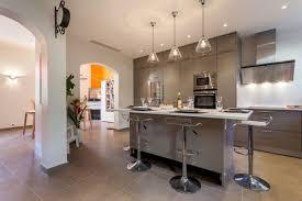 ilot de cuisine avec coin repas aménager sa cuisine 15 îlots de cuisine avec coin repas intégré