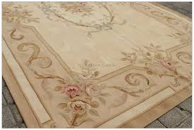 Rug 5x8 5x8 Aubusson Area Rug Shabby French Chic Home Decor Wool Carpet