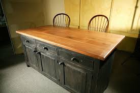 Reclaimed Kitchen Islands by Hand Crafted Rustic Barn Wood Kitchen Island By Ecustomfinishes