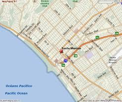 santa california map santa maps maps of santa ca