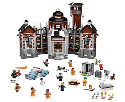 arkham asylum 70912 lego batman movie lego shop