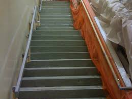 69 precast terrazzo stair treads flat stair treads come in a