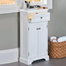White Bathroom Storage by Slim Bathroom Storage U2013 Koetjeinsurance Com