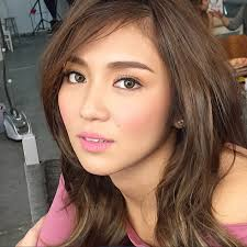 kathryn bernardo hair style kathryn bernardo hair color inspired makeup tutorial barcelona