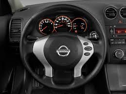 nissan altima interior 2009 image 2009 nissan altima 4 door sedan i4 cvt s steering wheel