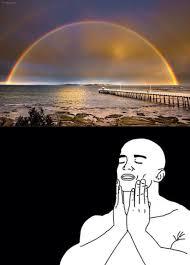 Double Rainbow Meme - perfect double rainbow meme by taco033 memedroid