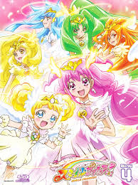 pretty cure images smile