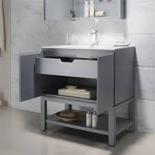 Porcelain Bathroom Vanity 61 Best Modern Bathroom Vanities Emmet Collection Images On
