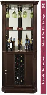 Espresso Bar Cabinet Howard Miller Traditional Espresso Finish Corner Wine Bar Cabinet