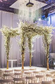 wedding arches branches 30 winter wedding arches and altars to get inspired crazyforus