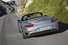 porsche cabriolet turbo 2014 porsche 911 turbo turbo s cabriolet revealed autoevolution