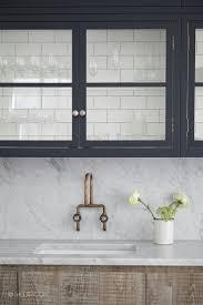 marble slab backsplashes